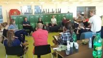 Vi tog rundkredspædagogikken tilbage på Campus Carlsberg til Fagligt Forum.