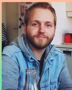 Tobias Nyegaard Jelkær Larsen - Forperson