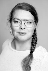Anna Agger - Økonomiansvarlig